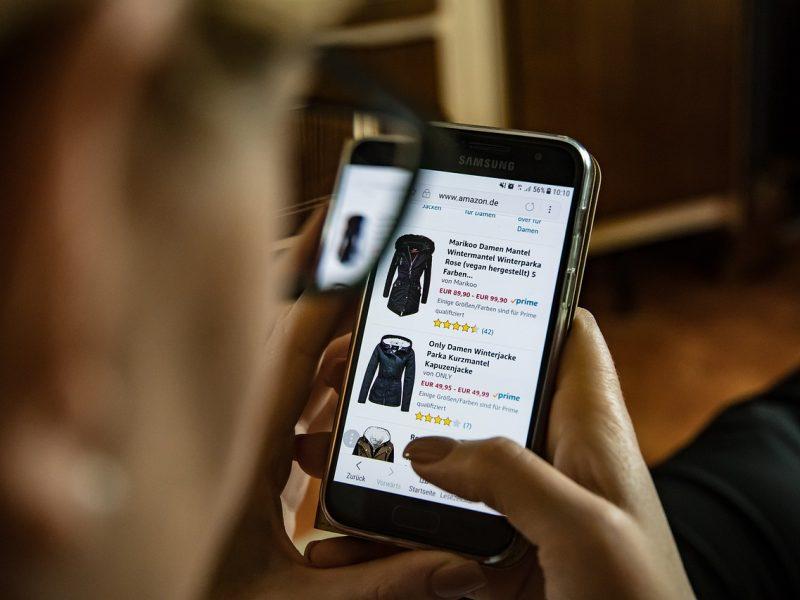 Butiki internetowe z odzieżą damską