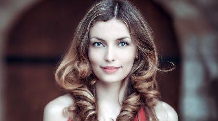 Kolor włosów a cera